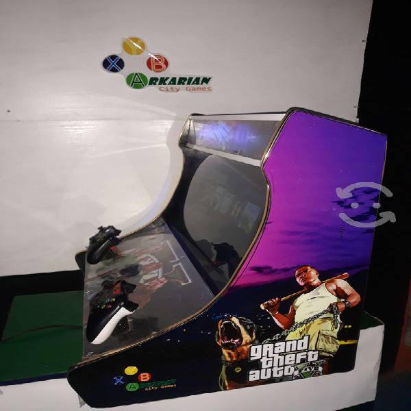 Maquinita bartop de xbox one