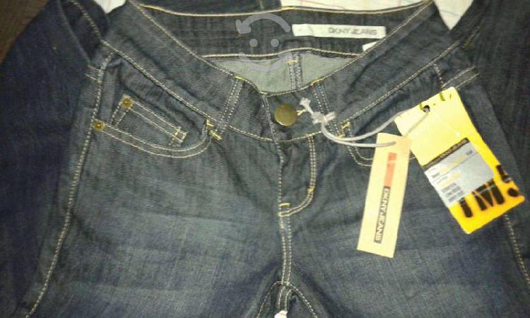 Pantalon dkny nuevo y original 25