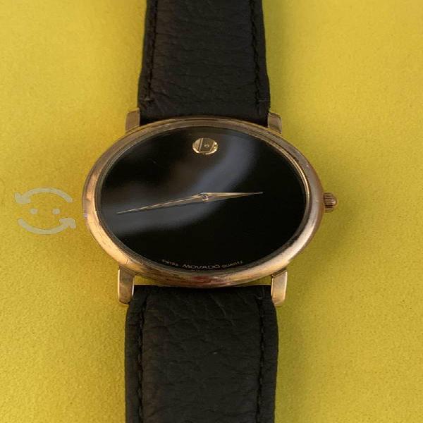 Reloj movado cuarzo original