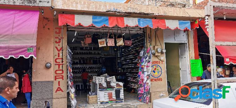 Local comercia de 224 m2 en mariano matamoros sahuayo michoacan