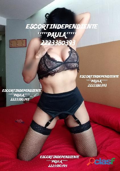 Bonita escort real sensual divertida soltera extrovertida honesta veintiañera independiente