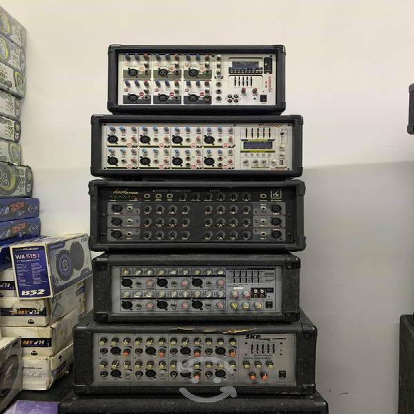 Equipo de audio en remate
