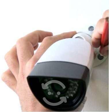 Kit camara vigilancia casa o negocio desde $3,390