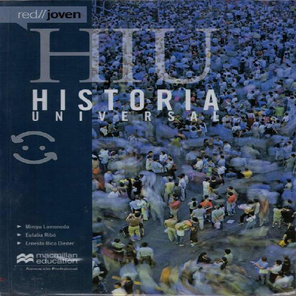 Libro historia universal de mireya lamoneda