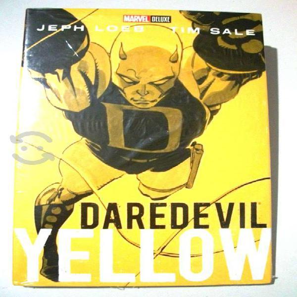 Marvel comics daredevil yellow pasta dura