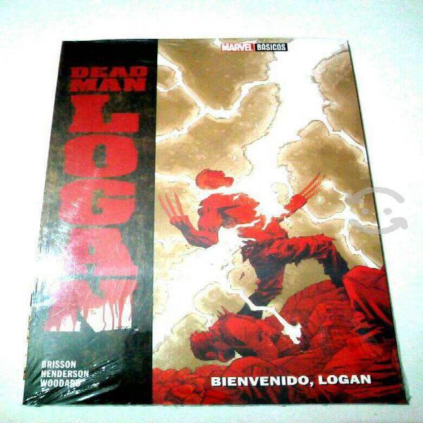 Marvel comics dead man logan tpb español