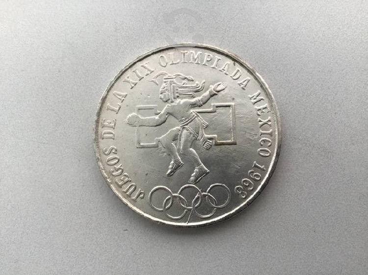 Monedas mexicanas imitación plata