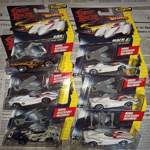 Speed racer hot wheels
