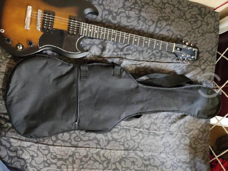 Guitarra epiphone sg