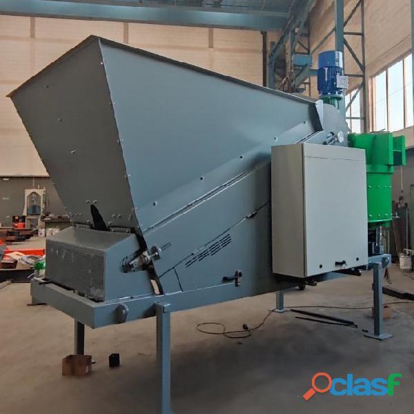 Nueva sumab planta de hormigón automática