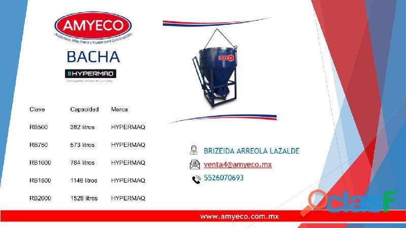 BACHA PARA CONCRETO BH 500
