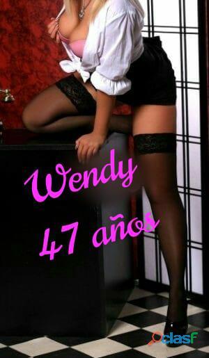 Wendy 47 años.. Solo hoteles y moteles.. Servicio ejecutivo
