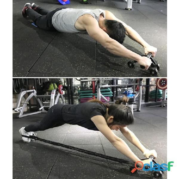 multifuncional de fitness para ejercicio muscular abdominal 4