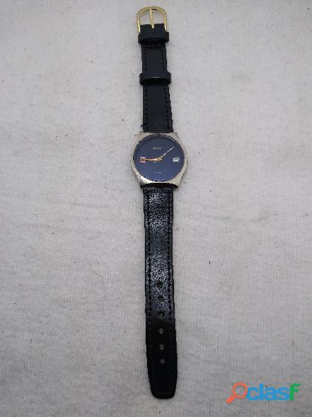 Reloj tissot cruz azul vintage