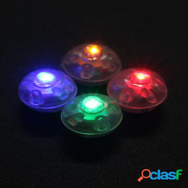 25 piezas 1,7 cm redondo led globo luz lámpara brillante globo cumpleaños boda decoración de fiesta