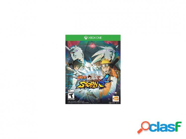 Naruto shippuden: ultimate ninja storm 4, xbox one - producto digital descargable