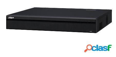 Dahua dvr de 32 canales xvr5432lx para 4 discos duros, máx. 10tb, 2x usb 2.0, 1x rj-45