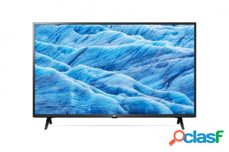 "Lg smart tv led 43um7310pua 43"", 4k ultra hd, widescreen, negro"
