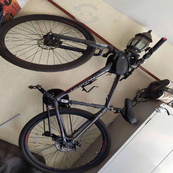 Bicicleta schwinn hibrida, rodado 700c dual sport