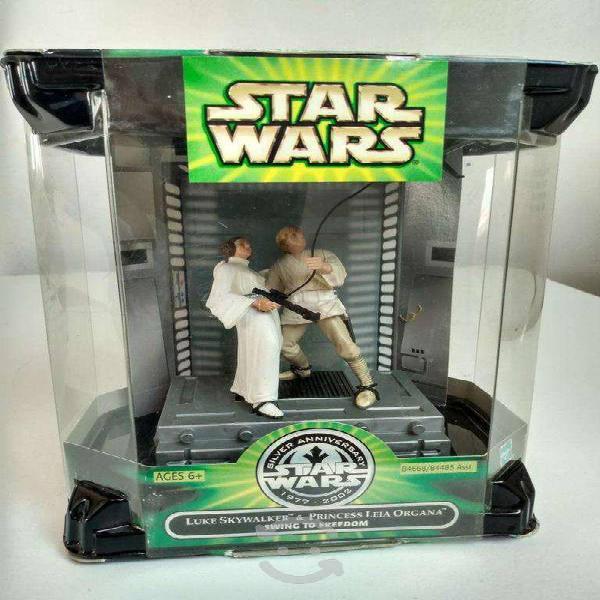 Figuras Star Wars 3.75 plg, 6 plg, precio de c/u