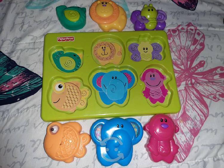 Fisher price, juguetes para bebe