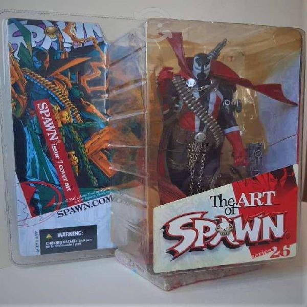 Spawn figuras coleccion nuevas