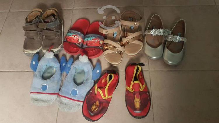 Zapatos para niño y niña