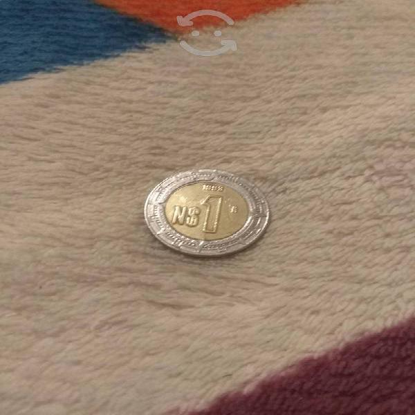 Moneda nuevos pesos