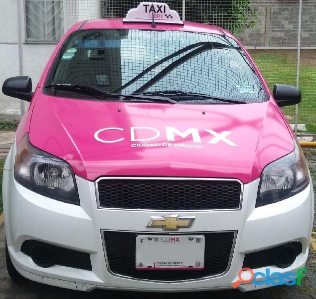 Solicito chofer para trabajar taxi