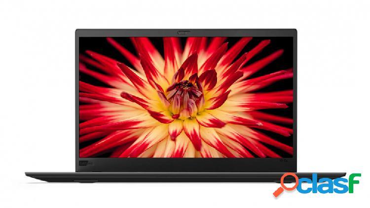 """Laptop lenovo thinkpad x1 carbon gen 6 14"""" full hd, intel core i5-8350u 1.70ghz, 8gb, 256gb ssd, windows 10 pro 64-bit, negro"""