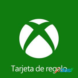 Xbox gift card / tarjeta de regalo, $1000 - producto digital descargable