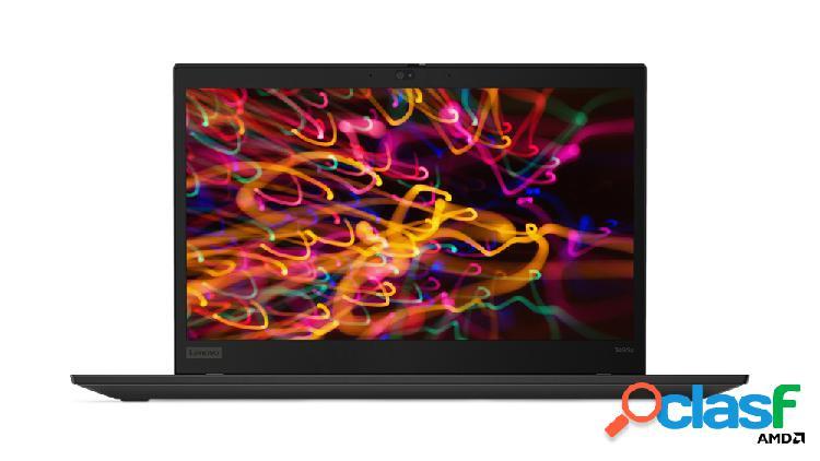 "Laptop lenovo thinkpad t495s 14"" full hd, amd ryzen 7 pro 3700u 2.30ghz, 16gb, 512gb ssd, windows 10 pro 64-bit, negro"