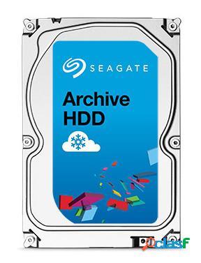 Disco duro interno seagate archive hdd v2 3.5'', 6tb, sata iii, 6 gbit/s, 128mb cache
