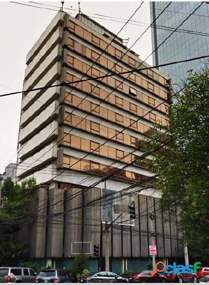 Oficinas en renta corporativo torres adalid - col. del valle