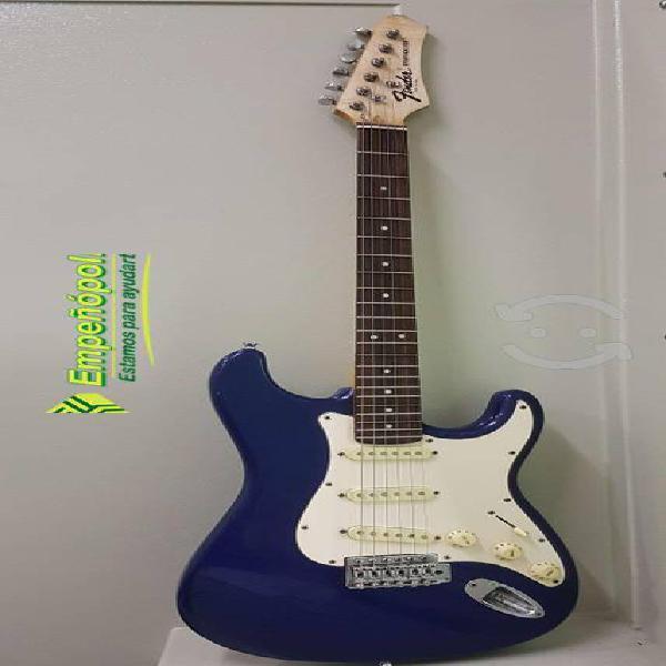Guitarra electrica tipo fender stratocaster