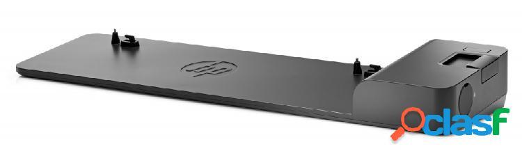 Hp ultraslim docking station usb 3.0 para laptop, 4x usb 3.0, 1x rj-45