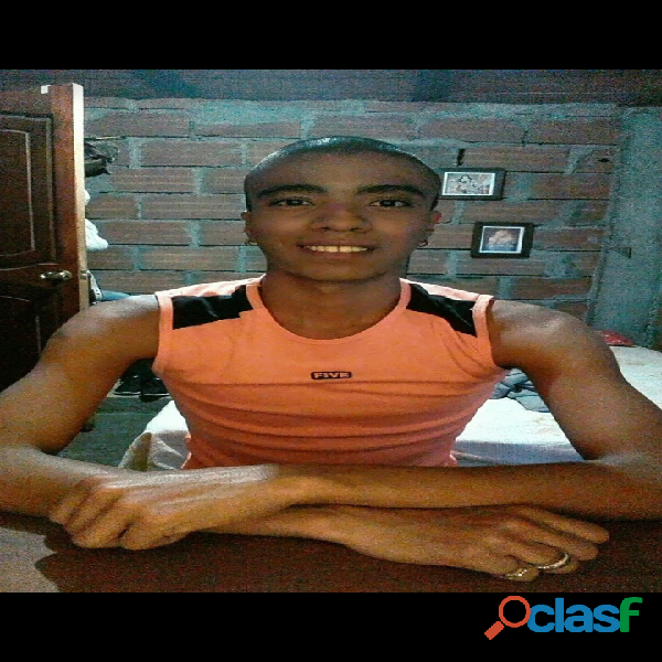 Hola soy flaco serio de 27 años de Colombia