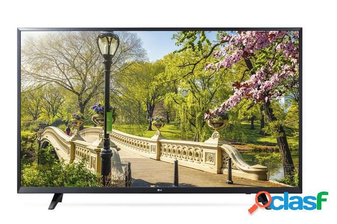 Lg smart tv led 49lj5400 49'', full hd, widescreen, negro