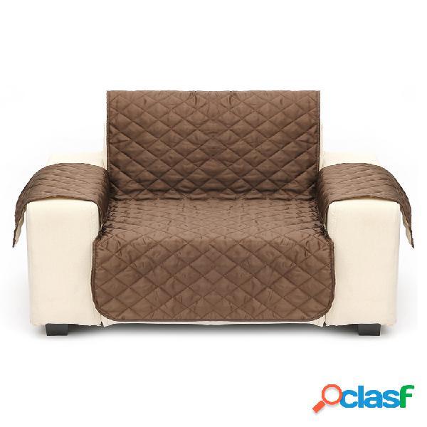 Un asiento impermeable perro gato funda de sofá manta protectora de sofá antiincrustante para mascotas