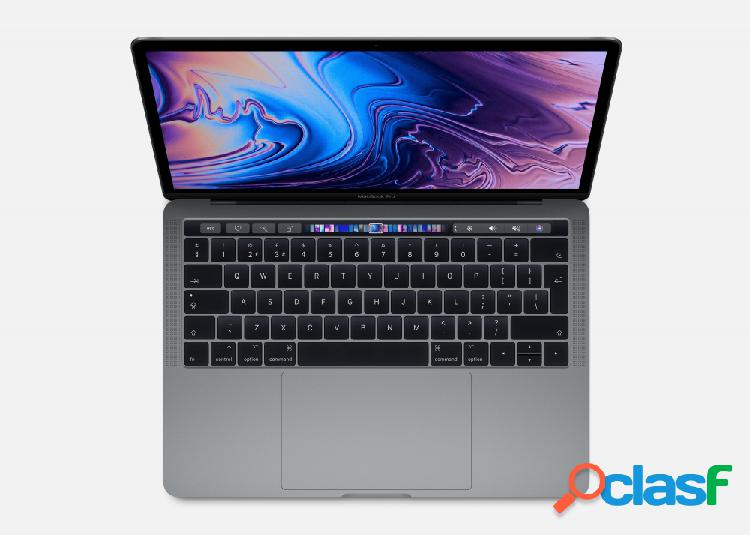 "Apple macbook pro retina mv962e/a 13.3"", intel core i5 2.40ghz, 8gb, 256gb ssd, space gray (mayo 2019)"