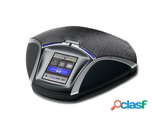 Konftel sistema de conferencia 55wx con micrófono, 1x rj-11, 1x mini-usb, negro/plata
