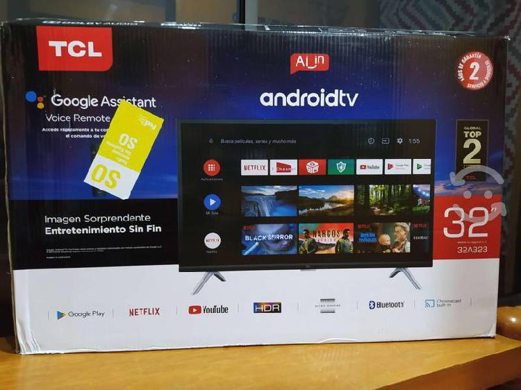 Pantalla tcl smart tv 32 android