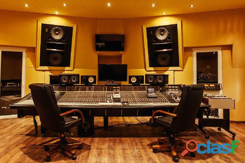 Producción, Mezcla y Masterizacion de Audio   Precios Accesibles!