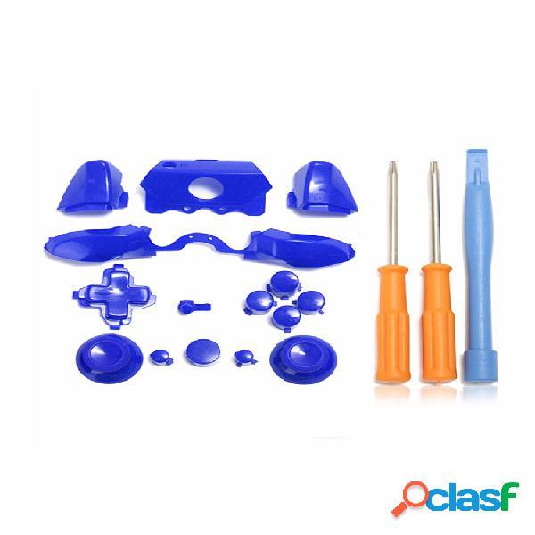 Disparadores de parachoques botones juego completo de repuesto