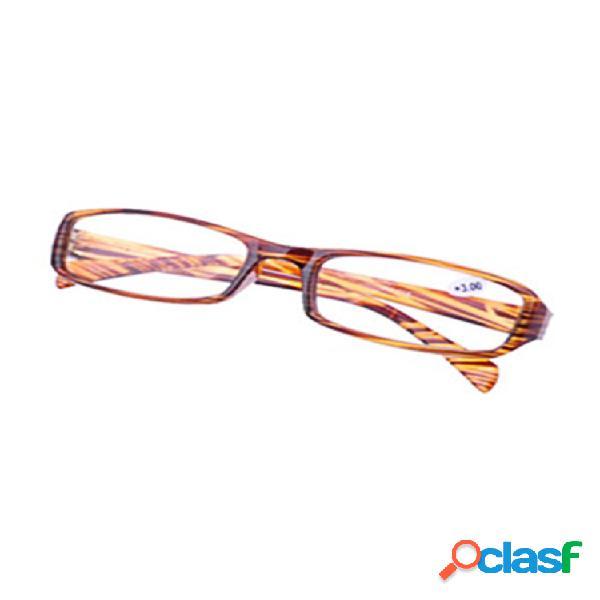 Gafas para présbita ligeras de resina para hombres y mujeres