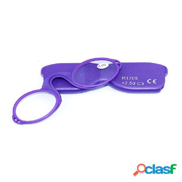 Gafas para présbita de silicona para hombres y mujeres