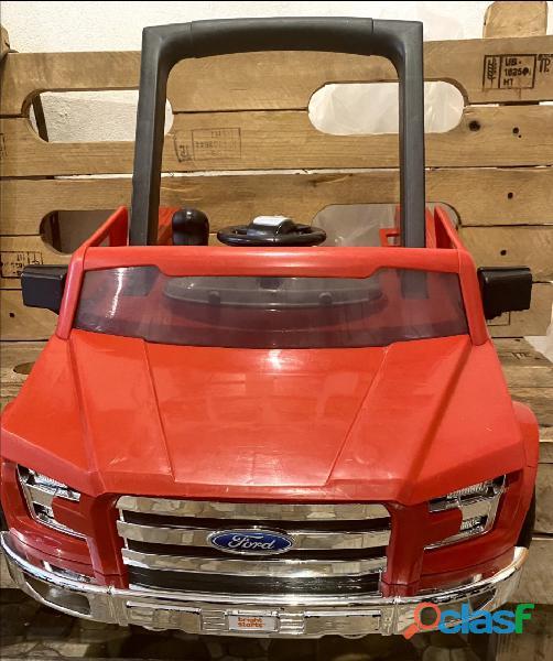 Hermosa andadera Ford f150 2