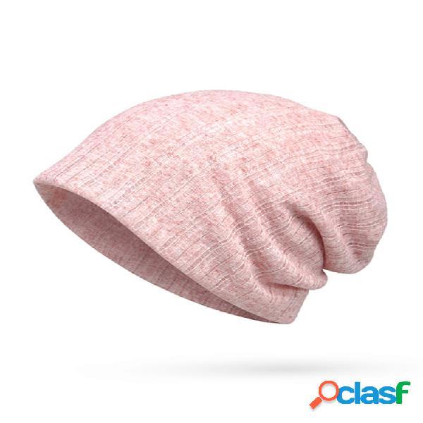 Gorra de mujer transpirable sombrero moda multiusos cabello cinturones protector solar informal cuello bufandas