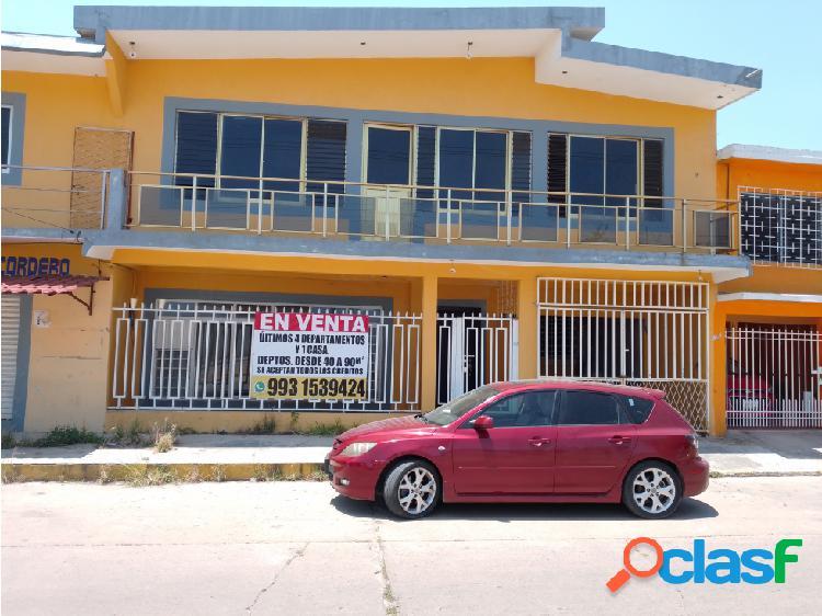 Casa venta, col. ampliación obrera, ciudad pemex, mpio. macuspana
