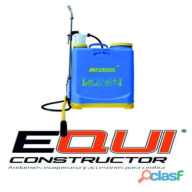 Ys20 fumigadora manual equiconstructor